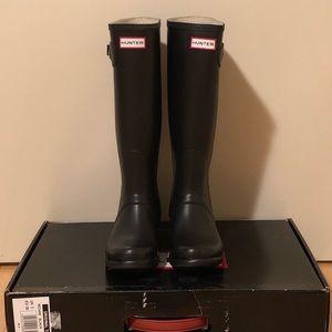 Hunter Boots - Original Tall - Matte Black